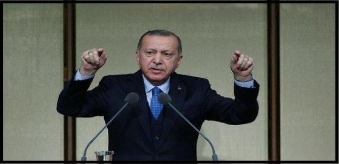 Erdoğan: ABD'ye Karşılık Veririz