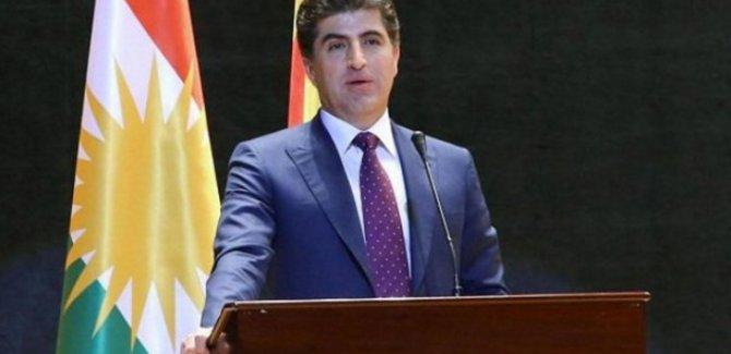 Kürdistan Başkanı Neçirvan Barzani Türkiye'ye geliyor