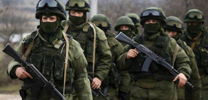 Rusya ordusu savaş durumuna geçti