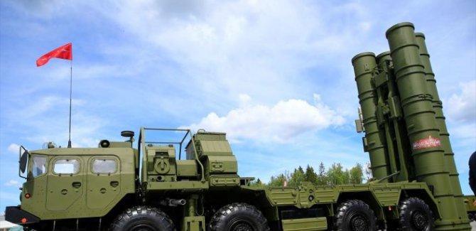 'Türkiye'ye S-400 teslimatına yüzde 99 hazırız'
