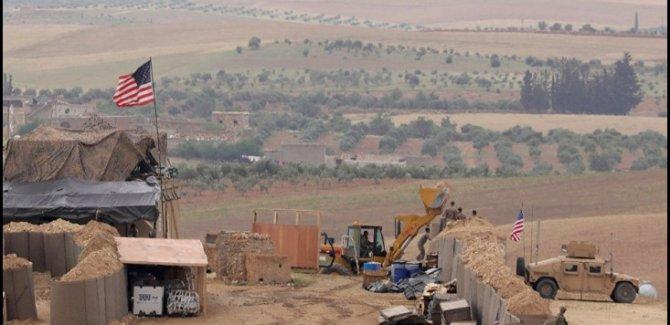 ABD Sınırda Yeni Bir üs Kurdu