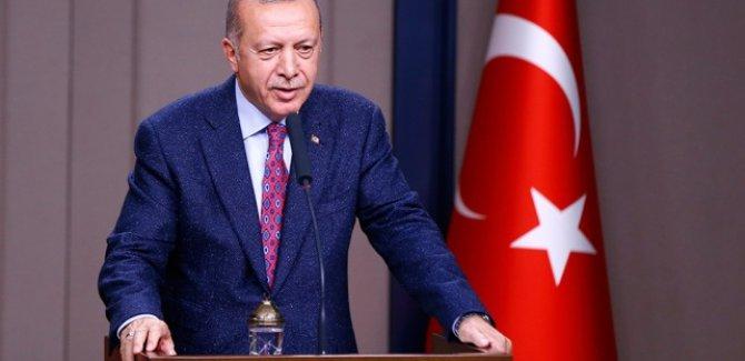 Erdoğan: F-35 konusunu uluslararası tahkim mahkemesine götürürüz