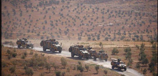 Suriye ordusu İdlib'de gözlem noktasına saldırdı