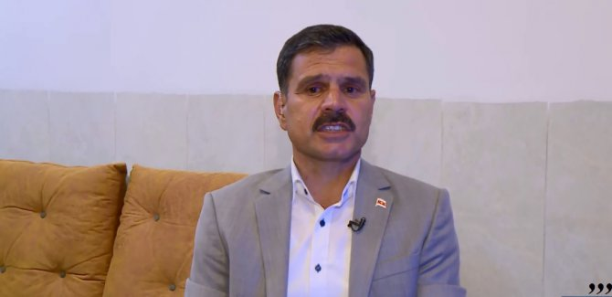 Haydar Şeşo: Yüzlerce Kürt genci PKK'nin yanlış politikasının kurbanı oldu