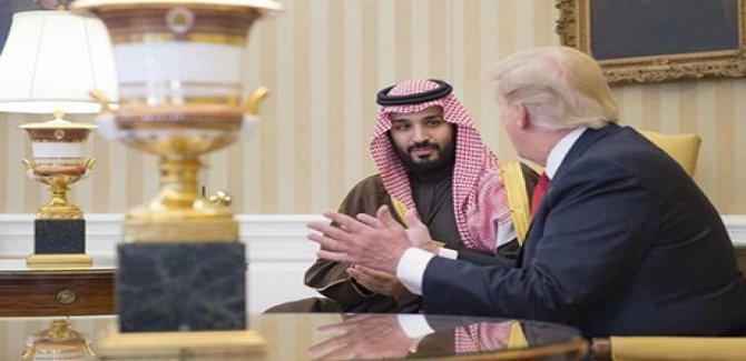 Trump û Mihemed bin Selman dê li kêleka G20 bicivin