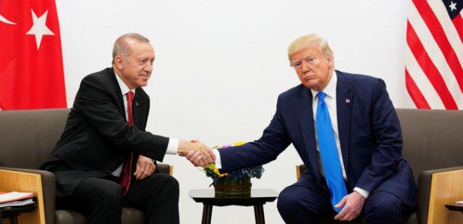 Trump:Erdoğan'ın suçu yok