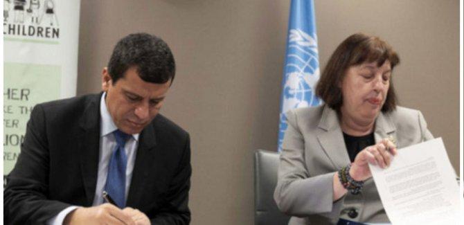 DSG ile BM Arasında 'eylem planı' imzalandı