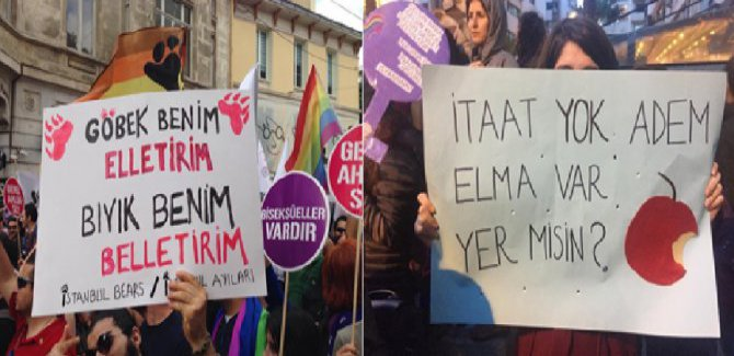 Erbaş: LGBTİ Yürüyüşü operasyondur