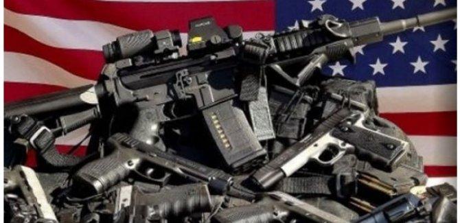 Libya'da Yasadışı Olamasına Rağmen ABD Silahları Fışkırıyor