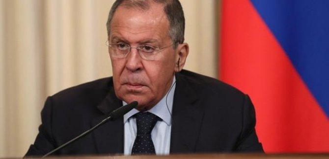 Lavrov: Kürtlerin haklarının korunması konusunda net konuştuk