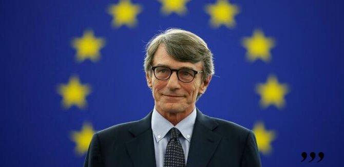 Avrupa Parlamentosu başkanını seçti