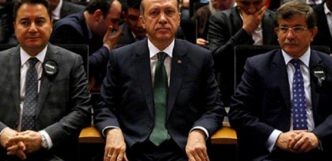 Erdoğan'dan Davutoğlu ve Babacan yorumu