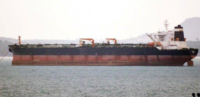 Rusya:İran'a ait petrol tankerin alıkonulmasını kınıyoruz