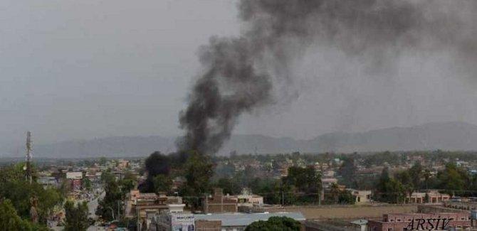 Camiye bombalı saldırı