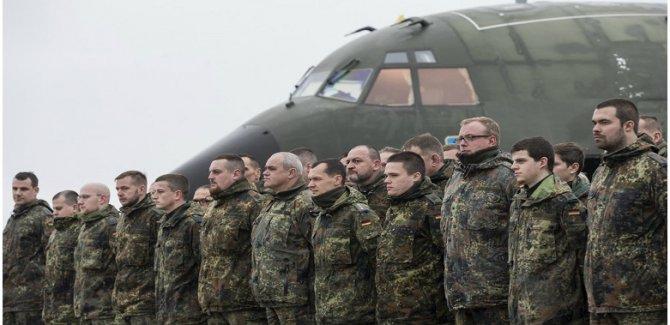 ABD Almanya'yı Suriye'ye Sokmaya Çalışıyor