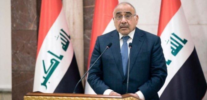 Irak Başbakanı:Sınır güvenliği için peşmerge ile anlaştık