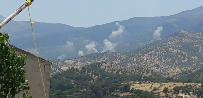 İran, Güney Kürdistan sınırını bombaladı: 1 sivil hayatını kaybetti, 3 yaralı