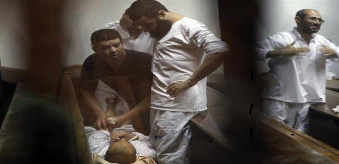 Mısır hapishanelerinde 'tıbbi ihmal' işkencesi