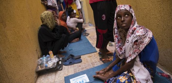 BM'den Libya'daki sığınmacılar için çağrı
