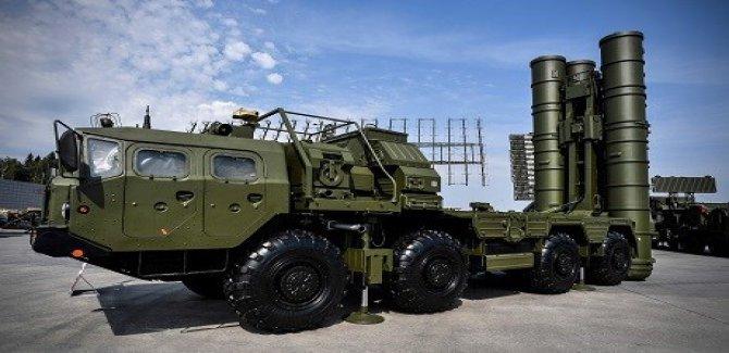 Yekemîn beşa mûşekê S-400 ên Rûsî gihîşte Enqerê