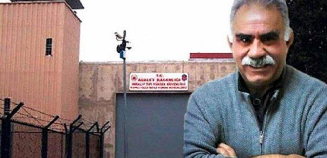 Öcalan'la görüşme talebi reddedildi