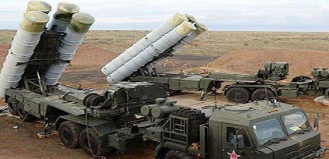 Ruslardan S-400 açıklaması