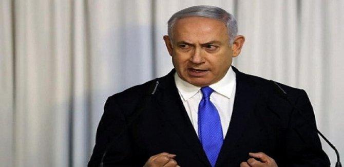 ABD'nin Şımarık çocuğu Netanyahu: Lübnan'ı vururuz
