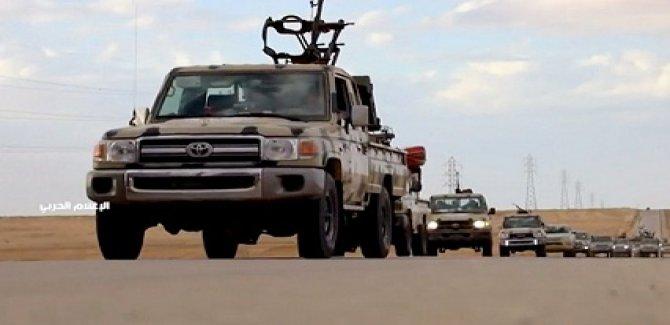 Hafter Güçleri Trablus'u Hedef Aldı