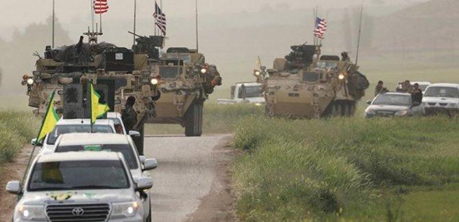 ABD'den, HSD'ye 280 kamyonluk yeni silah sevkiyatı!