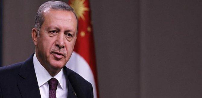 Erdoğan: Erbil'deki menfur saldırıyı kınıyorum