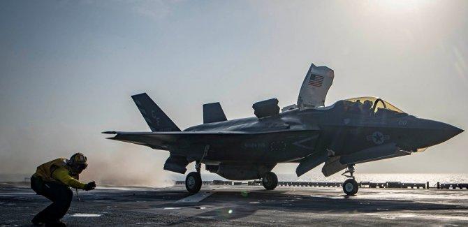 Pentagon: Türkiye Kısıtlanacak, F-35'ten Çıkarıldı