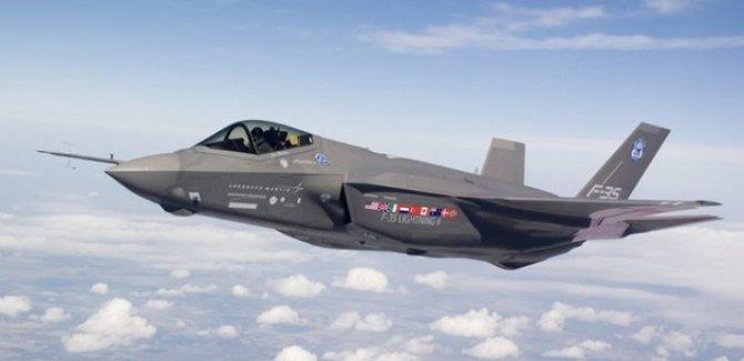 Pentagonê Tirkiye ji bernameya firokeyên F-35 derxist!