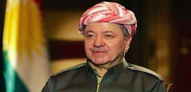 Barzani'den zanlıların yakalanmasıyla ilgili açıklama