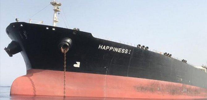 Suudiler İran'ın petrol tankerini serbest bıraktı