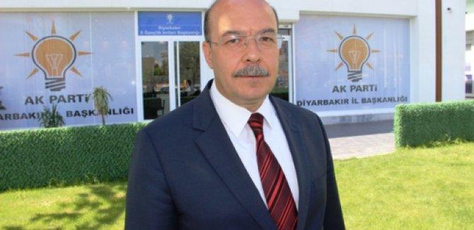 AK Parti Diyarbakır İl Başkanı Budak'ın Trabzon açıklaması
