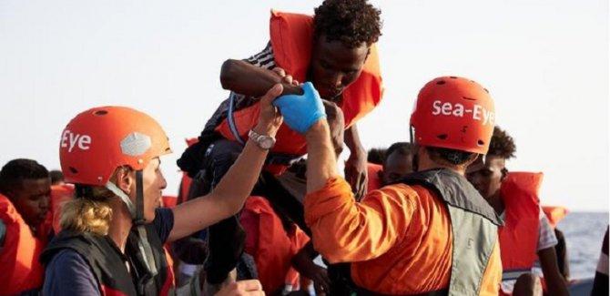 14 Avrupa ülkesinden 'sığınmacıları paylaşma' kararı