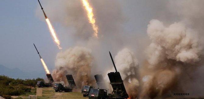 Kuzey Kore'den iki kısa menzilli füze denemesi