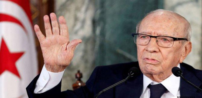 Tunus Cumhurbaşkanı yaşamını yitirdi