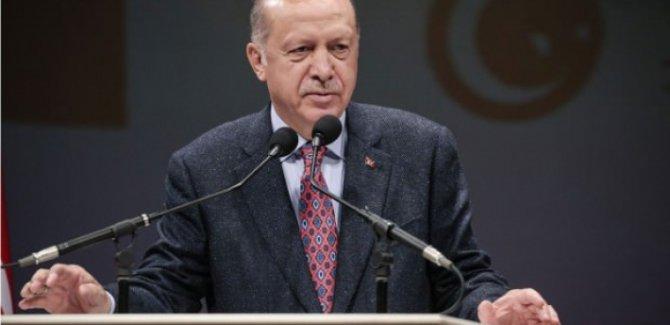 Erdoğan: Fırat'ın Doğusu için kimseden izin almaya ihtiyacımız yok