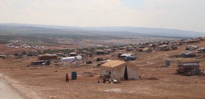 NY: Di sê mehan de bêtir ji 400 hezar kes ji bakurê rojavayê Sûriyê aware bûne