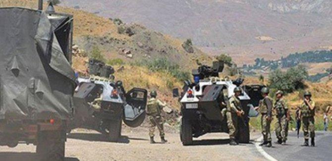 Bitlis'in Tatvan ilçesine bağlı 16 köyde sokağa çıkma yasağı