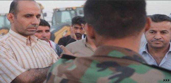 Parêzgarê Musena lêborîna xwe ji Herêma Kurdistanê xwest