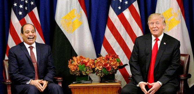 ABD'den Sisi'ye 550 milyon dolarlık silah satışı