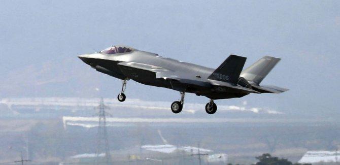 ABD'de F-35 eğitimi için bulunan Türk pilotlar Türkiye'ye dönüyor