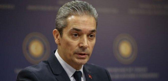 Dışişler Bakanlığın'dan 'güvenli bölge' açıklaması