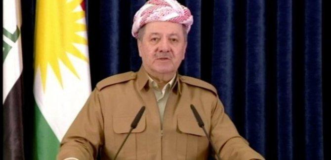 Başkan Barzani: IŞİD'in yaptığı katliam bir Ezdi Jenosididir