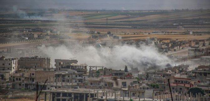 Suriye: Ateşkes Türkiye'ye bağlı