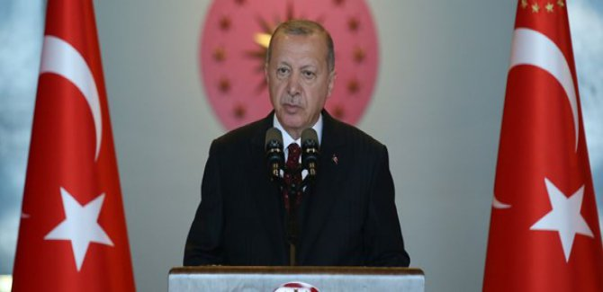 Erdoğan'dan operasyon açıklaması: Çok farklı bir aşama, çok yakında