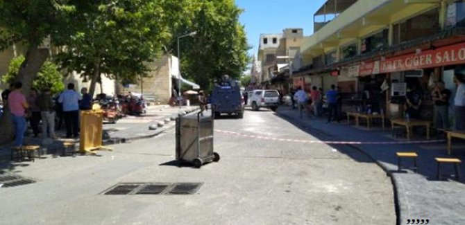 Urfa'da canlı bomba yakalandı