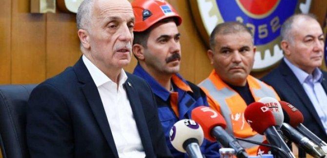 Hükûmetle anlaşılamadı:Türk-İş eyleme gidiyor